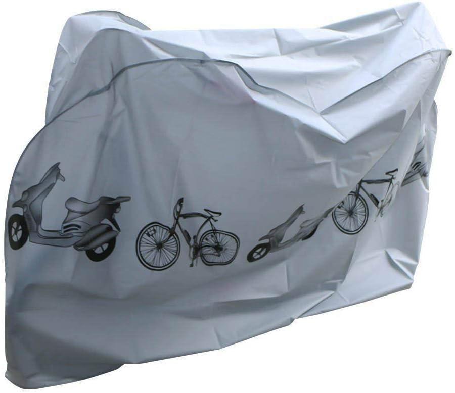 Waterproof Motorcycle Scooter Bike Bicycle Cover Storage Rain Dust Protector uk
