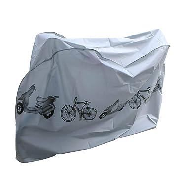 Funda Bicicleta,Funda para Bicicleta Impermeable NAKEEY Funda de Protección Bicicleta Funda Bici de Resistente Proteger Bici del Sol lluvia Polvo Anti ...