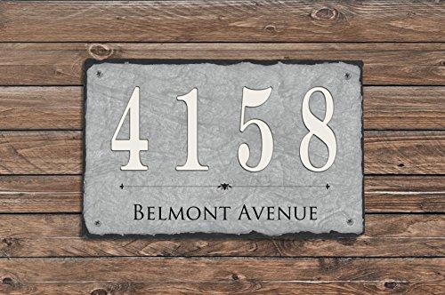 Decorative Address Signs - 7