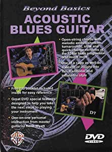 WB Acoustic Blues Guitar DVD: Beyond Basics