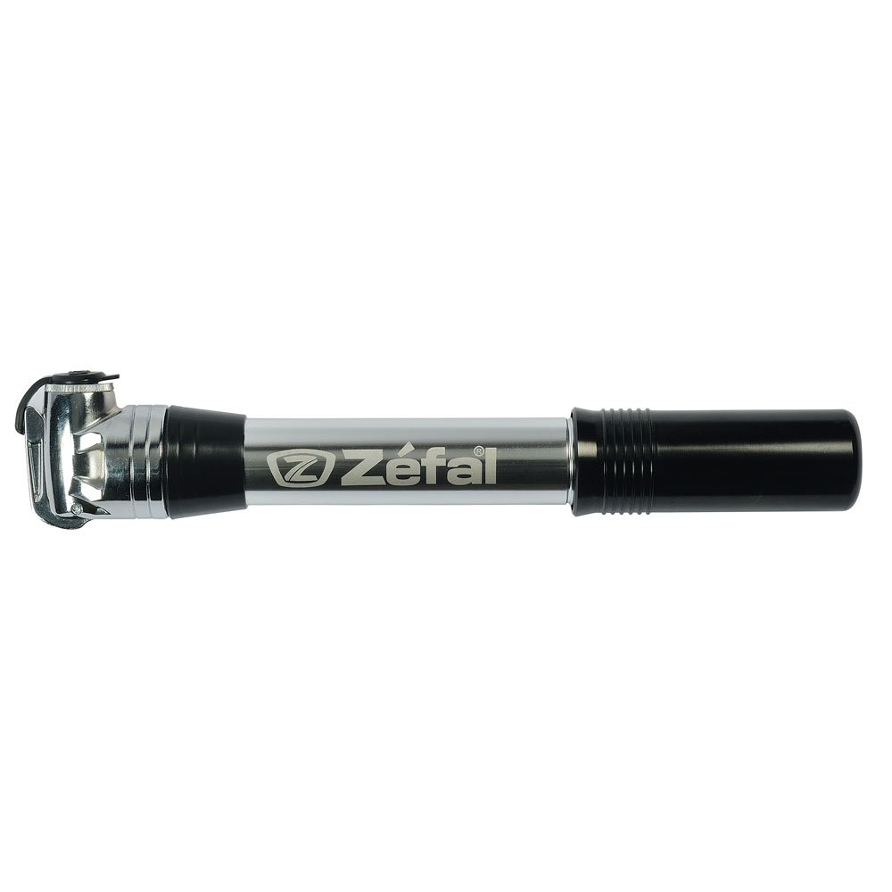 Noir Volume /élev/é Z/éfal Z Cross AL Mini pompe aluminium VTT