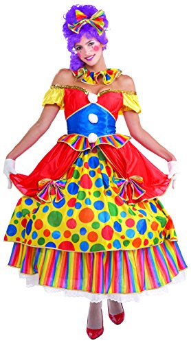 [Forum Novelties Women's Belle Of The Big Top Circus Costume, Multi, One Size] (Belle Halloween Costumes For Women)