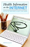 Health Information on the Internet, Rowena Cullen, 0865693218