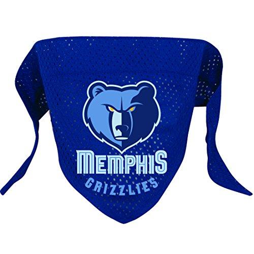 Hunter MFG Memphis Grizzlies Mesh Dog Bandana, Large