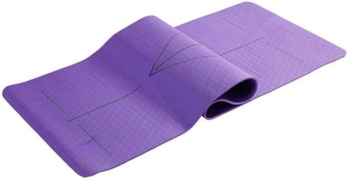 Estera de Yoga y Ejercicios de SCOC