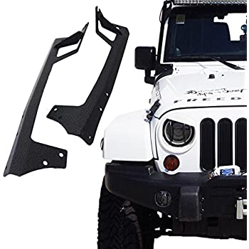 Amazon xprite 50 inch upper windshield steel metal mounting xprite 50 inch upper windshield steel metal mounting brackets for led light bars 2007 2018 aloadofball Images