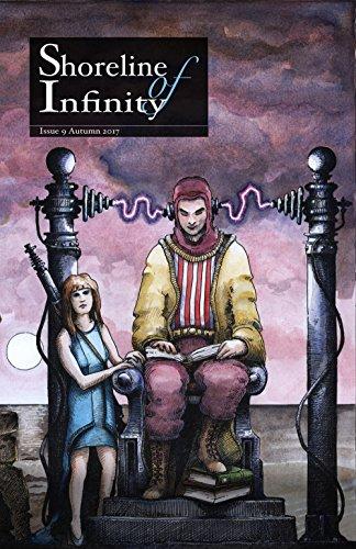 Shoreline of Infinity 9: Science Fiction Magazine