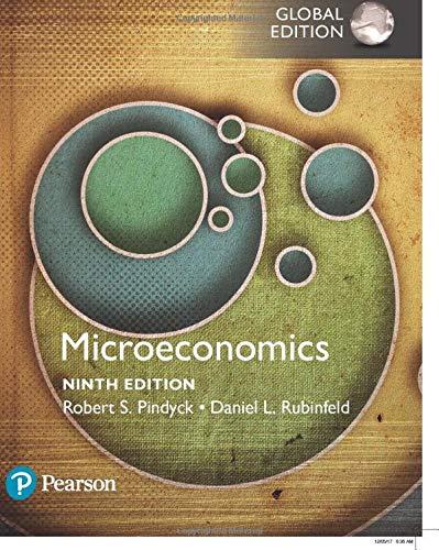 Microeconomics Global Edition  The Pearson Series In Economics