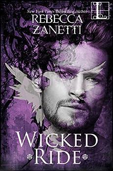Wicked Ride (Realm Enforcers Book 1) by [Zanetti, Rebecca]