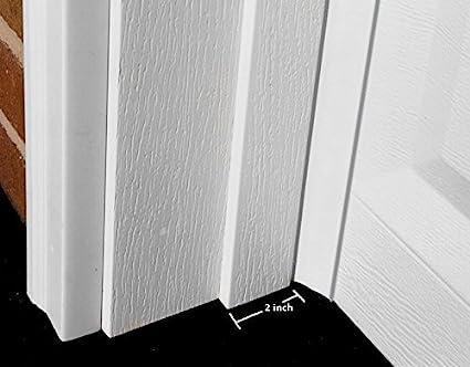 Professional Grade Weather Stripping 3 Piece For Overhead Door