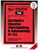 Distributive Education (Merchandising and Salesmanship), Sr. H. S., Rudman, Jack, 083738012X