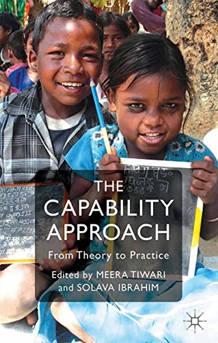 Download The Capability Approach: From Theory to Practice Pdf