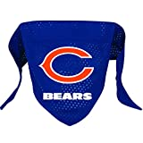 Hunter MFG Chicago Bears Mesh Dog Bandana, Large