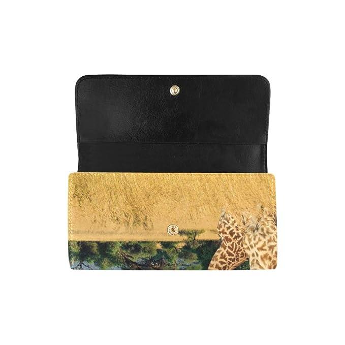 Amazon.com: Montura única personalizada de tres jirafas en ...