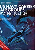 U. S. Navy Carrier Air Groups, Rene Francillon, 0850452910