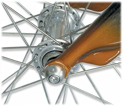 Stainless Steel QR Quick Release Skewers Bicycle Wheels Locking SecuritySkewers