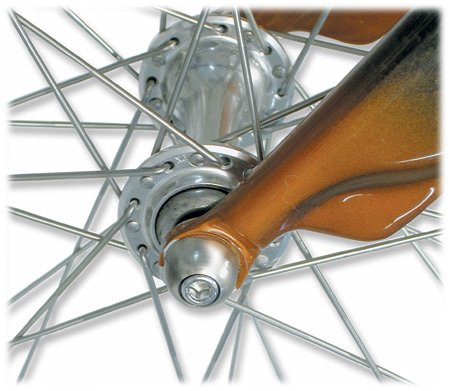 Delta Axlerodz Bolt On Bicycle Skewers (1 Pair) by Delta Cycle (Image #1)