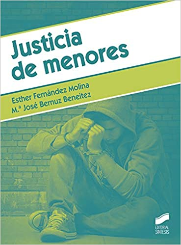 Justicia de menores (Criminología): Amazon.es: Esther Fernández Molina, M.ª José Bernuz Beneitez: Libros