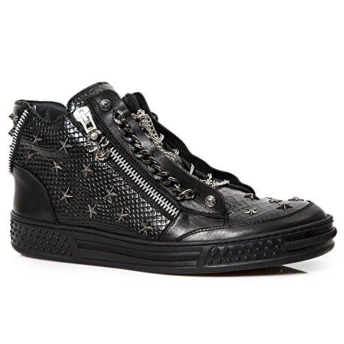 Ps053 Unisex Adulti Nuovi Stivali Nero M S1 Roccia noir ZXqvxxYwt