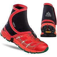 Pinkfishs AONIJIE 36-43 Tamano Zapato Cubre al Aire Libre Escalada Ciclismo Impermeable Nieve Legging Viento Senderismo Equipo -