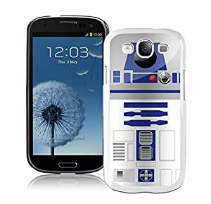 tar Wars R2D2 Robot 1 White New Personalized Custom Samsung Galaxy S3 I9300 Case