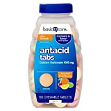 Basic Care Ultra Strength Antacid Tablets, 160 Count