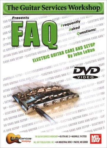 Mel Bay FAQ Electric Guitar Care and - Faq Store