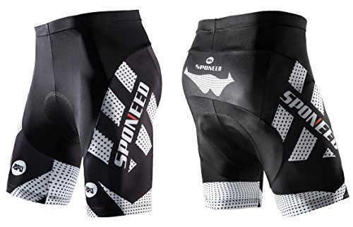 Sponeed Cycling Shorts Tights Bicycle