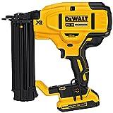 DEWALT DCN680D1 20V Max 18GA Brad Nailer Kit