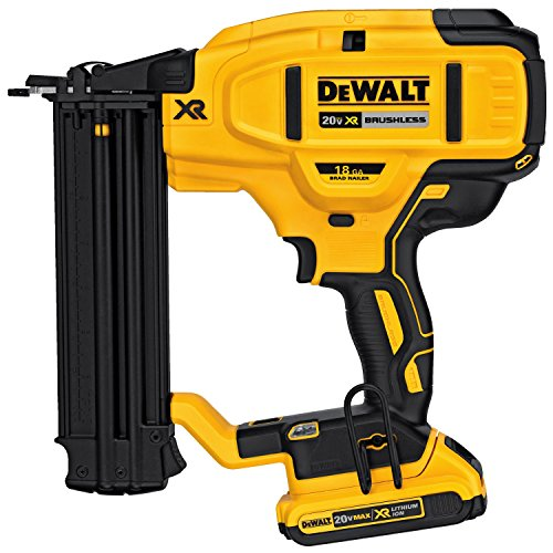 New DEWALT DCN680D1 Cordless Nailer Kit