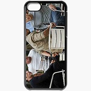 Personalized iPhone 5C Cell phone Case/Cover Skin P Prison Break 4 season 10220 Black