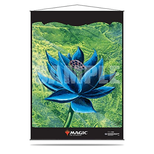 Official Magic: The Gathering Black Lotus Wall Scroll
