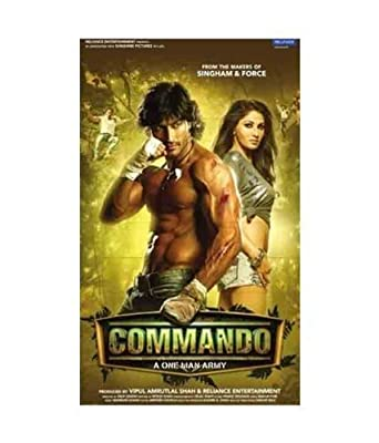 Commando - A One Man Army 2 free movie download