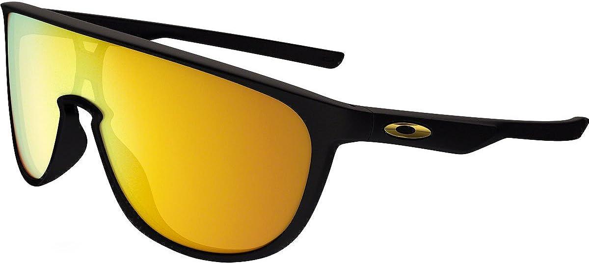 OAKLEY 0OO9318 Gafas de sol, Matte Black, 40 para Hombre