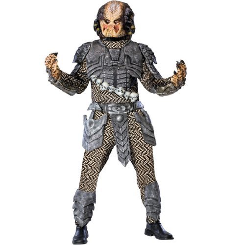 Official Deluxe Edition Adult Requiem Predator Costume