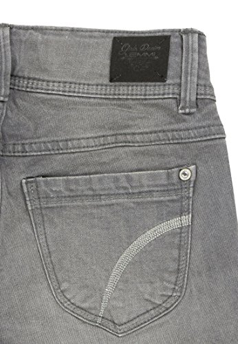 para Denim Grey Lemmi Slim Hose Girls Grau Jeans Niños 0016 Skinny gray HXzR6q