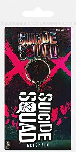 Sticker Logo Porte clés 1x Cm 6x4 1art1® Surprise Suicide Squad Set UqwxR4z