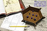 Forged Dice Co. Dice Tray Portable Folding Dice