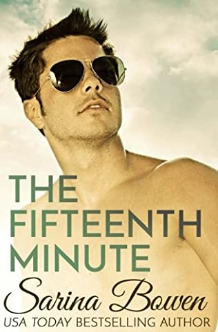 book cover of The Fifteenth Minute