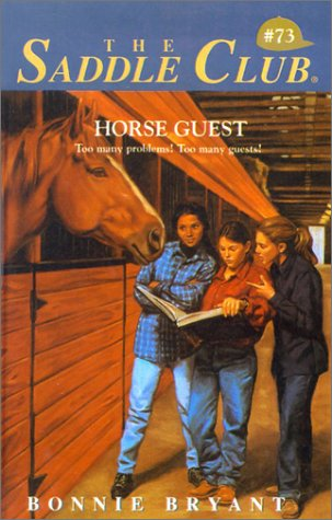 book cover of Horse Guest