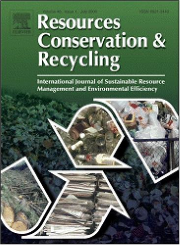 Life cycle assessment of BMT-based integrated municipal solid waste management: Case study in Pudong, China [An article from: Resources, Conservation & Recycling]