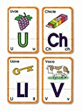 Learning Resources Spanish Alphabet Puzzle Cards, Set Of 29