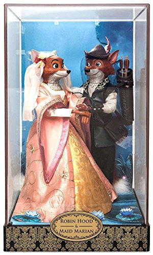 Robin Hood and Maid Marian Doll Set Deluxe - Fairytale Collection - Limited Edition -