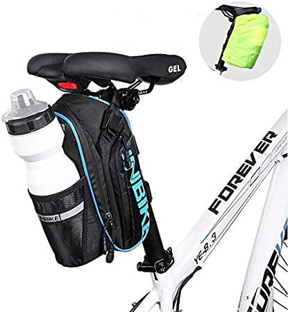 Outdoor Road Mountain Bike Bicycle Cycling Comfort Cushion Seat Hot Saddle W5A1