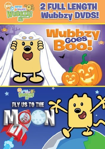 Wow! Wow! Wubbzy!: Halloween Two-Pack by ANCHOR BAY