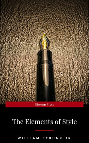 #freebooks – The Elements of Style, Fourth Edition by William Strunk Jr.
