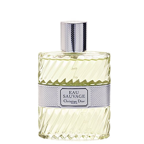 Eau Sauvage By Christian Dior for Men Edt Spray, 6.7 Oz