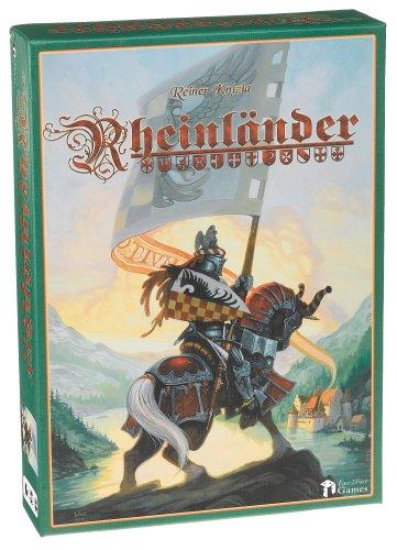 rheinlander board game - 1