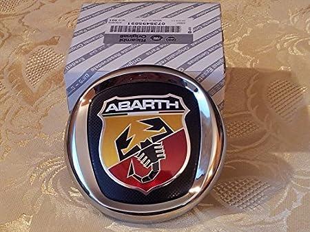 Abarth Stemma Logo FREGIO Fiat Grande Punto Anteriore GRIGLIA