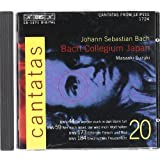 Bach: Cantatas, Vol 20 (184, 173, 59, 44) /Bach Collegium Japan · Suzuki